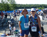 Successful Triathlon