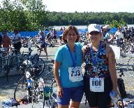 Successful Triathlon