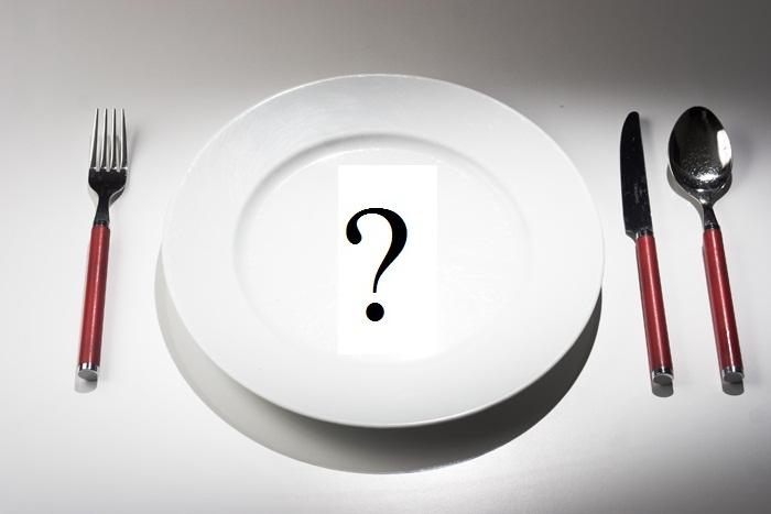 Dinner Plate n Silverware
