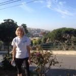 Laura in Lebanon