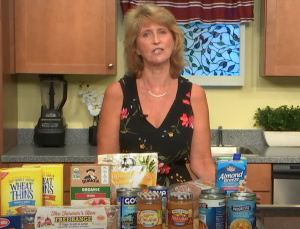 Screen capture from Holly's Nutrition for Active Agers Promo video