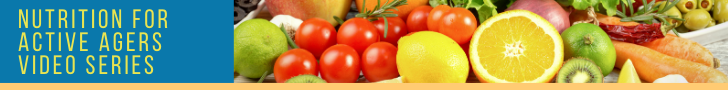 Nutrition for Active Agers Video Series