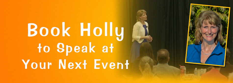 Book Holly Kouvo of Fitting Fitness In to speak at your next event!