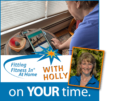 Fitting Fitness In At Home on Your Time